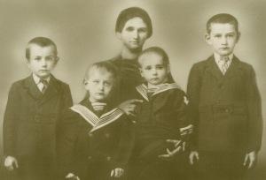 Passport 1929