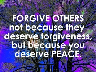 000 FORGIVE OTHRS