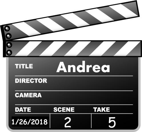 002 Clapperboard