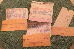 00 receipts