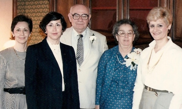 6000-45th Wedding Anniv - March 1987