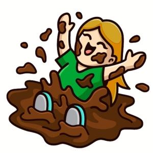 0 mud
