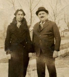Pauline & David Tomich