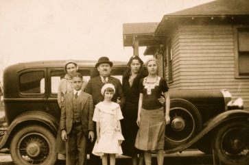 Tomich Family 1931
