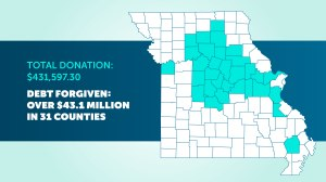Missouri-Debt