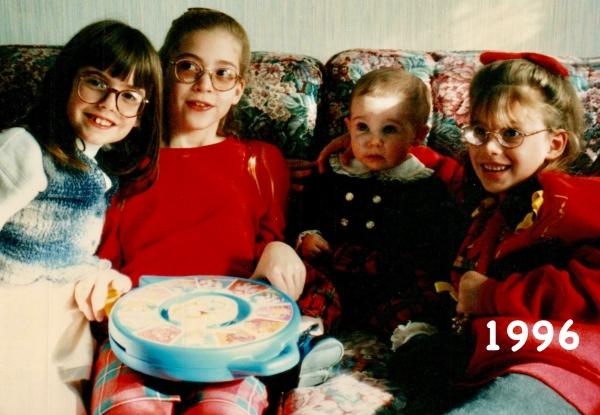 Tommi, Maggie, Paige, Danica